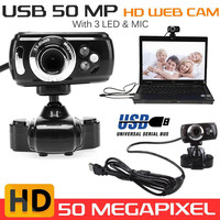camera computer 5000 Pixel USB 3.0 HD Webcam Camera With Mic For Laptop PC Desktop Computer USB Gadgets (1)