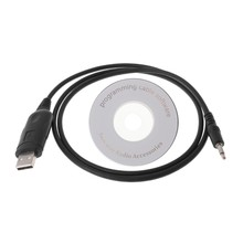 Usb Programmering Kabel Voor Icom Radio CI-V CT17 IC-706/7000/R10/R20/R7000/R72(China)