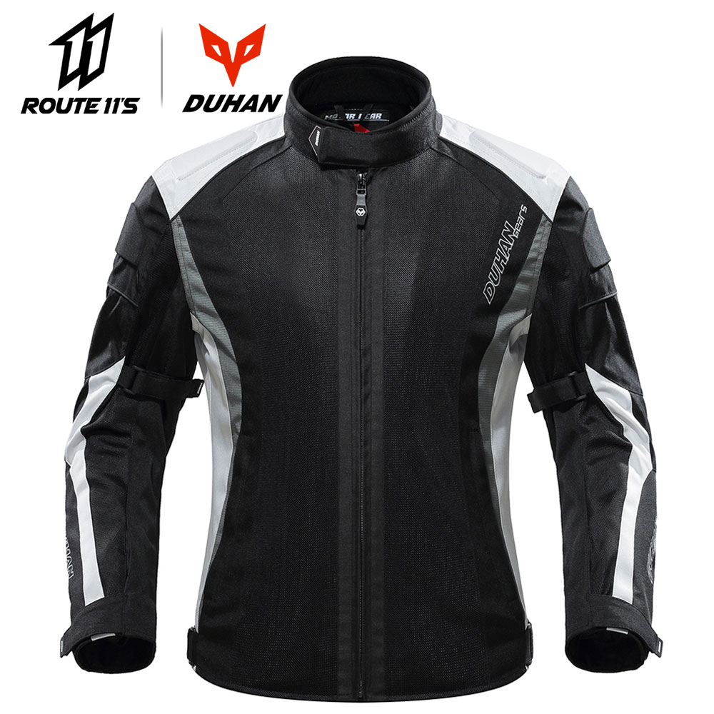 DUHAN Motorcycle Jacket Motocross Protection Protective Gear Moto Jacket Motorcycle Armor Racing Body Armor With Five ProtectorDUHAN Motorcycle Jacket Motocross Protection Protective Gear Moto Jacket Motorcycle Armor Racing Body Armor With Five Protector