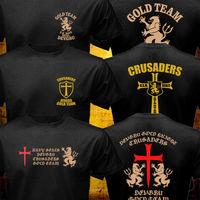 ฤดูร้อนใหม่ท็อปส์สหรัฐแซ็กซอนซีลทีมหกทองทีมพิเศษกองทัพผู้ชายผู้หญิงสีดำเสื้อยืดผ้าฝ้า...