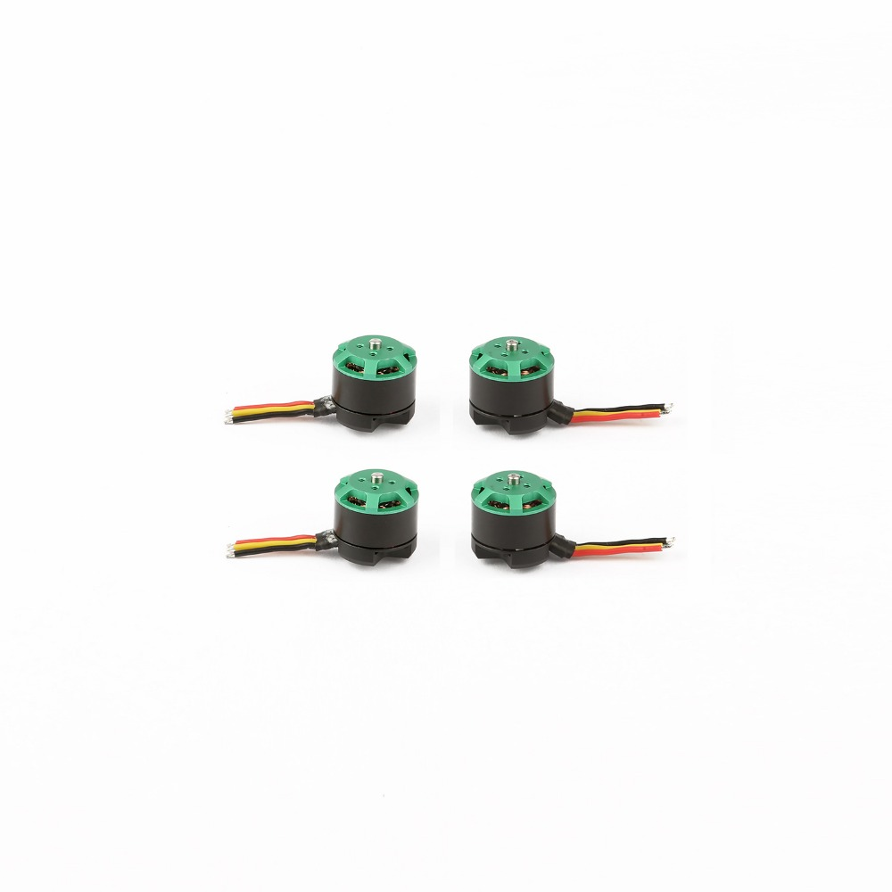 Hubsan H123D X4 JET RC Racing Drone Quadcopter Spare Parts Motors Set H123D-18 Hubsan H123D Replacement Accessories hubsan h501s lipo battery 7 4v 2700mah 10c 3pcs batteies with cable for charger hubsan h501c rc quadcopter airplane drone spare