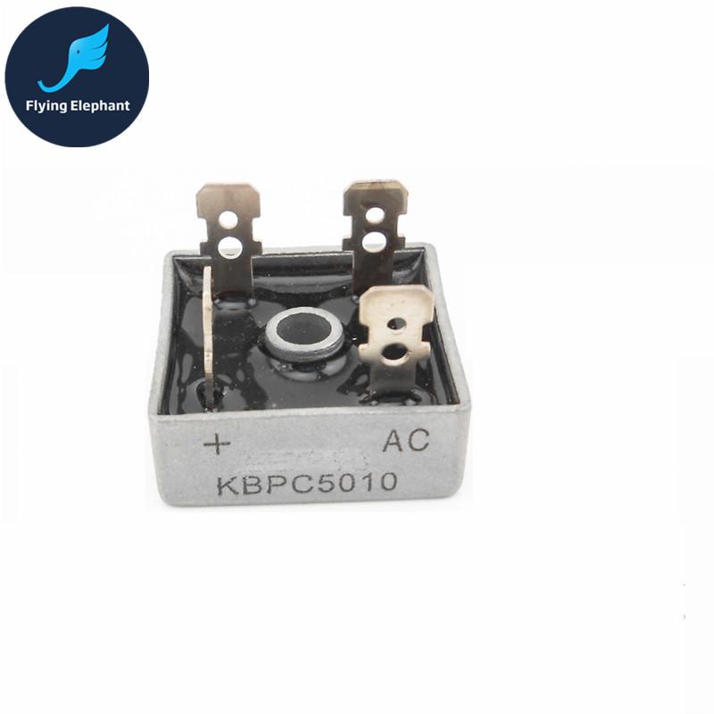 US $1.9  Rectifier bridge reverse polarity protection AC variable DC Ac Wiring Polarity on