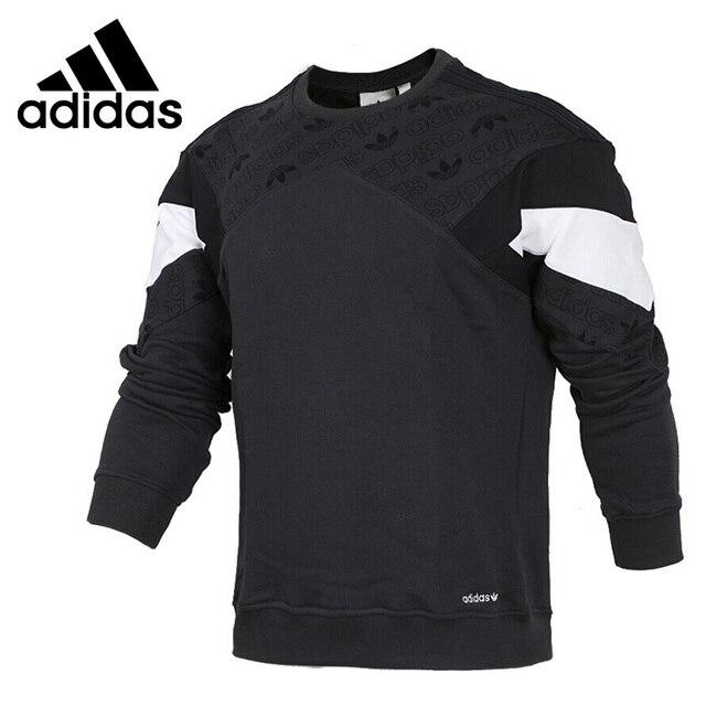 847003aba5c68 Original New Arrival 2018 Adidas Originals ICONICS CREW NE Men s Pullover  Jerseys Sportswear