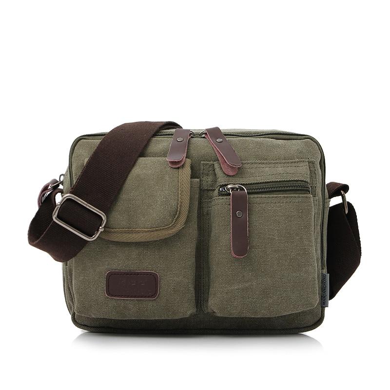 Fashion Canvas Crossbody Bag For s