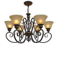 Multiple Chandelier Dining Room Bedroom Lamps A Variety Of Styles Iron Retro Lamp Simple Art Garden