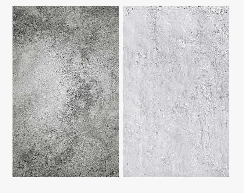 3D Afdrukken Dubbele Kanten Cement Muur Patroon Achtergrond Big Size 60X90CM Voor Camera Photo