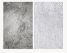 3D печать двухсторонний цементный настенный узор фон большой размер 60x90 см для фото камеры
