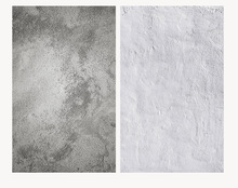 Fundo de parede do cimento da impressão 3d, tamanho grande 60x90cm para câmera foto