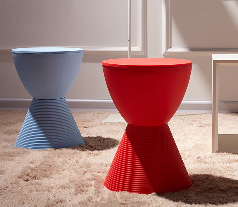 Modern Design Plastic round Side Stool Dining Stool Chair Popular colorful stools cafe minimalist design round stool & Online Get Cheap Round Plastic Stools -Aliexpress.com | Alibaba Group islam-shia.org