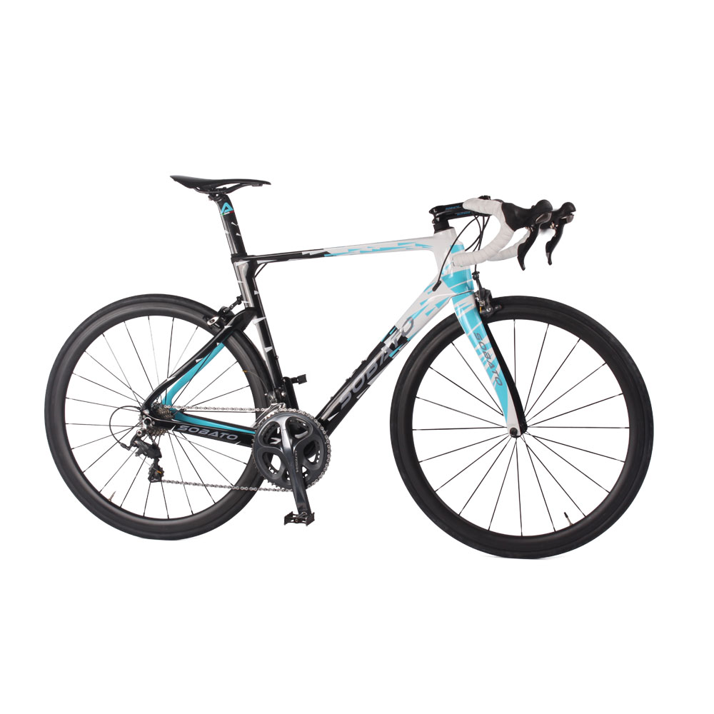 RAA 700C Road bicycle UD full carbon fibre frame road carbon bike frame wheels saddle handlebar stem di2 disc brake high quality 700c full carbon road bike frame di2 racing bicycle frame ud matt light weight size 56 5cm