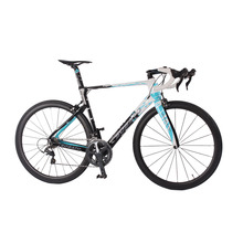 RAA 700C Road bicycle UD full carbon fibre frame road carbon bike frame wheels saddle handlebar  stem di2 disc brake