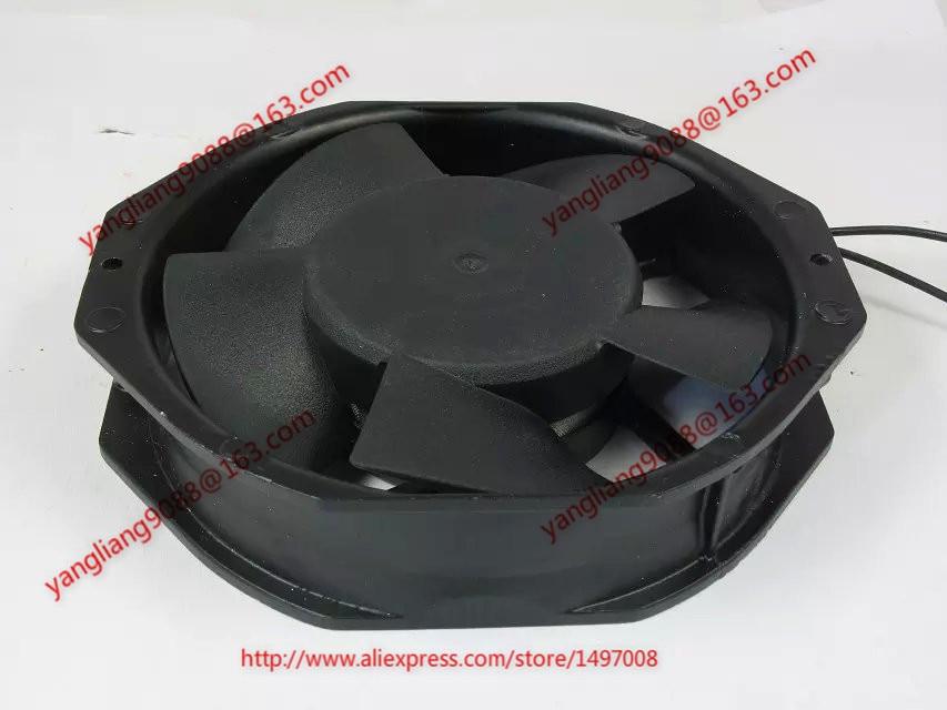 Emacro CHANG CHENG 145FZY2-S AC 220V 0.15A 172x152x41mm Server Round fan