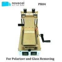 Novecel PR04 поляризатор удаления машина для сотового телефона поляризатор/LOCA/ОСА/Стекло удаления