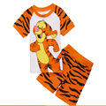 Miúdos Bonitos Pijama Curto Set Sofia Meninas Roupas de Verão Define Meninos T T-shirt + Calças Roupas Terno Do Bebê Minnie Crianças Roupas