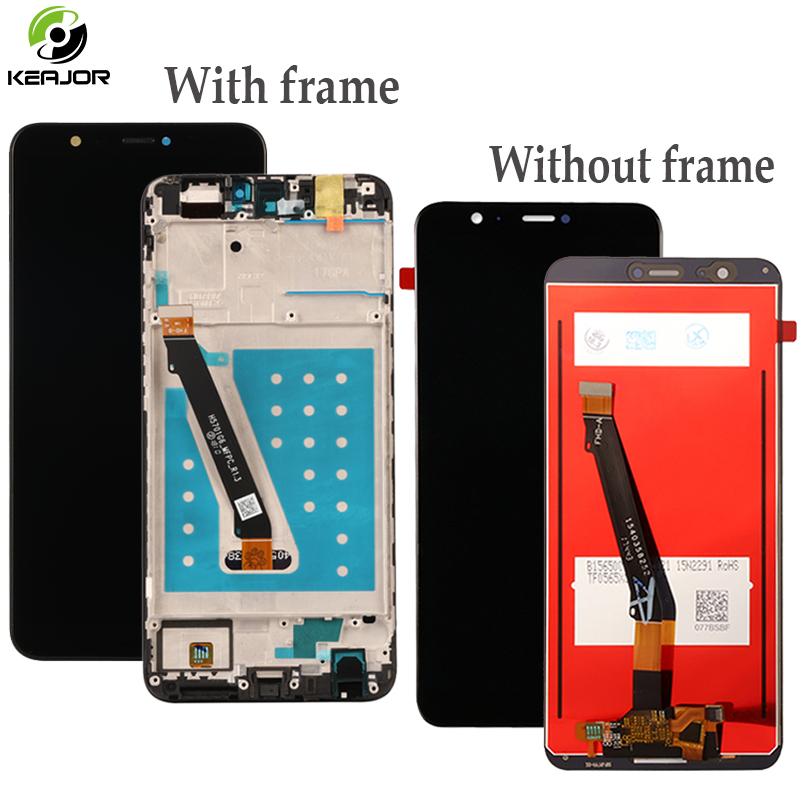 For Huawei <font><b>P</b></font> <font><b>Smart</b></font> LCD Display+Touch Screen with frame Tools Glass Panel Digitizer For Huawei <font><b>P</b></font> <font><b>Smart</b></font> 2018 FIG-LA1 <font><b>5.65inch</b></font> image