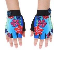 От 6 до 14 лет модные детские перчатки для мальчиков, Нескользящие дышащие перчатки, Детские уличные перчатки для катания на коньках, спортивные перчатки