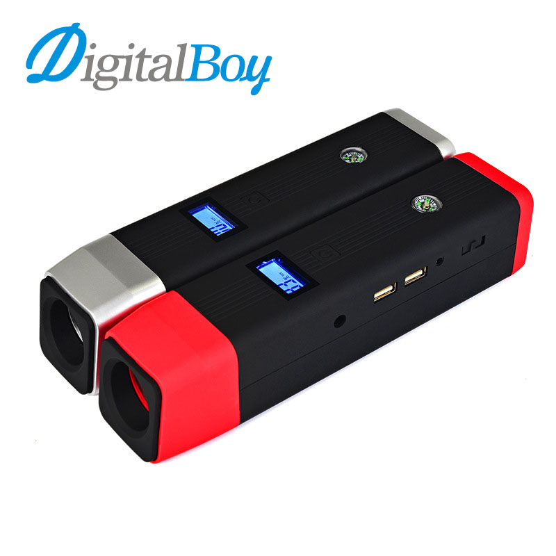 20000mAh Multifunction Gasoline 6L Diesel 4L 12V Car Jump Starter 600A Peak Current Battery Charger Portable Power Bank Booster 6l petrol 4l diesel 74000mwh car jump starter 800a peak car battery power pack 12v auto charger portable starting device bank