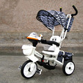 Triciclo carrinho de bebê bicicleta 1-2-3 anos de idade as crianças devem ter boa luz música bebê