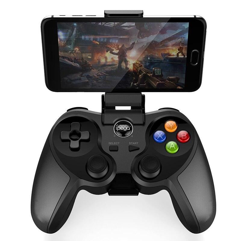 IPega PG-9078 V4.2 Do Bluetooth Gamepad Joystick Controlador de Jogo Sem Fio com Suporte Ajustado para Android/Windows Tablet PC