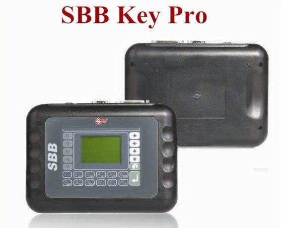 Slica SBB V33 Multi-languages Universal Car Model Key Programmer  DHL Freeshipping