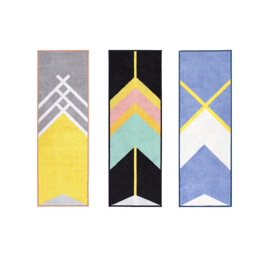 Collalily Nordic Living room Carpet Geometric Indian Lovely kid Feature Rug Mat plaid striped Modern Parlor contemporary design