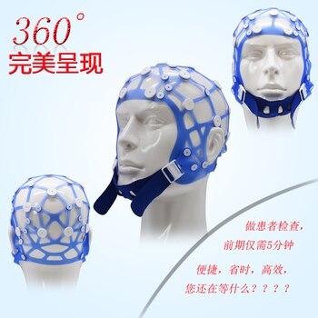 Electrode Fixed Cap Electroencephalogram Cap 20 Guide Cap