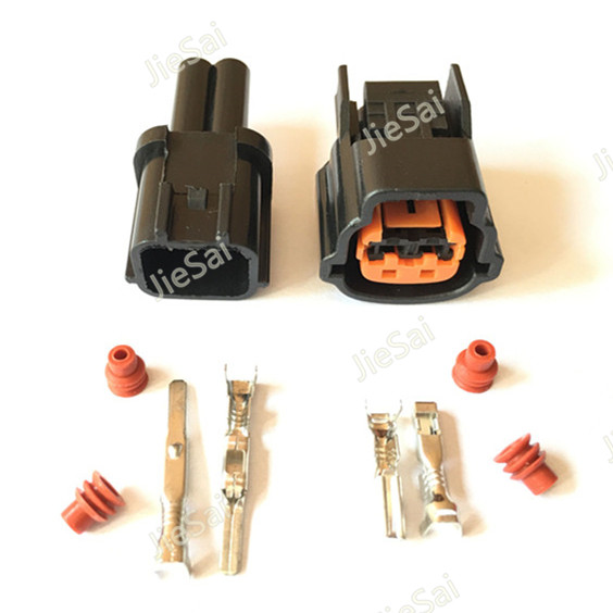 Sumitomo Pin Male Female Auto Electrical Plug Automotive Connector For Nissan