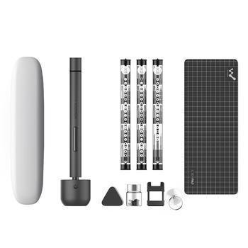 Wowstick 1F Pro Mini Elektrische Schraubendreher Wiederaufladbare Cordless Power Schraube Fahrer Kit Set mit Lagerung Fall Für Reparatur Werkzeuge