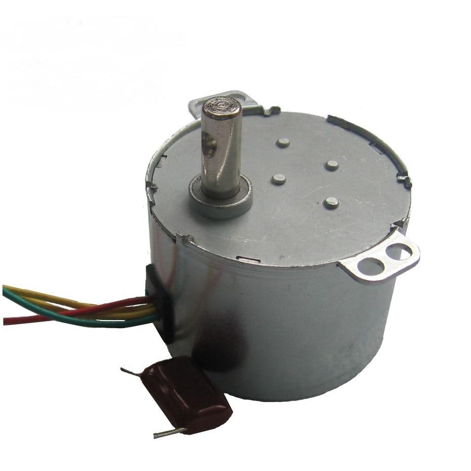 new 50KTYZ synchronous permanent magnet motor gear motor micro motor AC motor 66r / min
