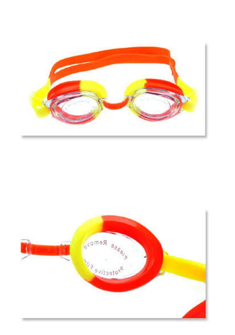 032bef21ea0eb الملونة قابل للتعديل الأطفال الاطفال للماء سيليكون مكافحة الضباب فوق ...