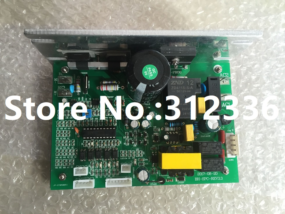 цена на Free Shipping SHUA SH5520 Motor Controller Control panel driver board treadmill circuit board motherboard suit more treadmill