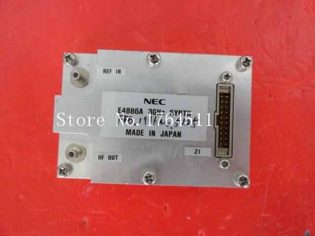 [BELLA]  E4886A 3GHz SMA amplifier
