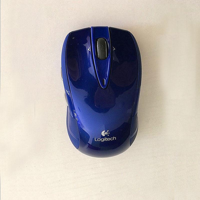 Logitech M545 M546 Wireless Mouse 2 4G Optical Wireless Mose Unifying Nano USB Receiver Logitech Laptop