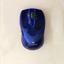 Беспроводная мышь Logitech M545/M546, 2,4G, оптическая беспроводная мышь, унификация, нано USB приемник, Logitech, для ноутбука/настольного ПК, беспроводная Mous