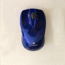 لوجيتك M545/M546 ماوس لاسلكية 2.4G لاسلكي بصري موس توحيد نانو USB استقبال لوجيتك محمول/سطح المكتب اللاسلكية مذكرات التفاهم