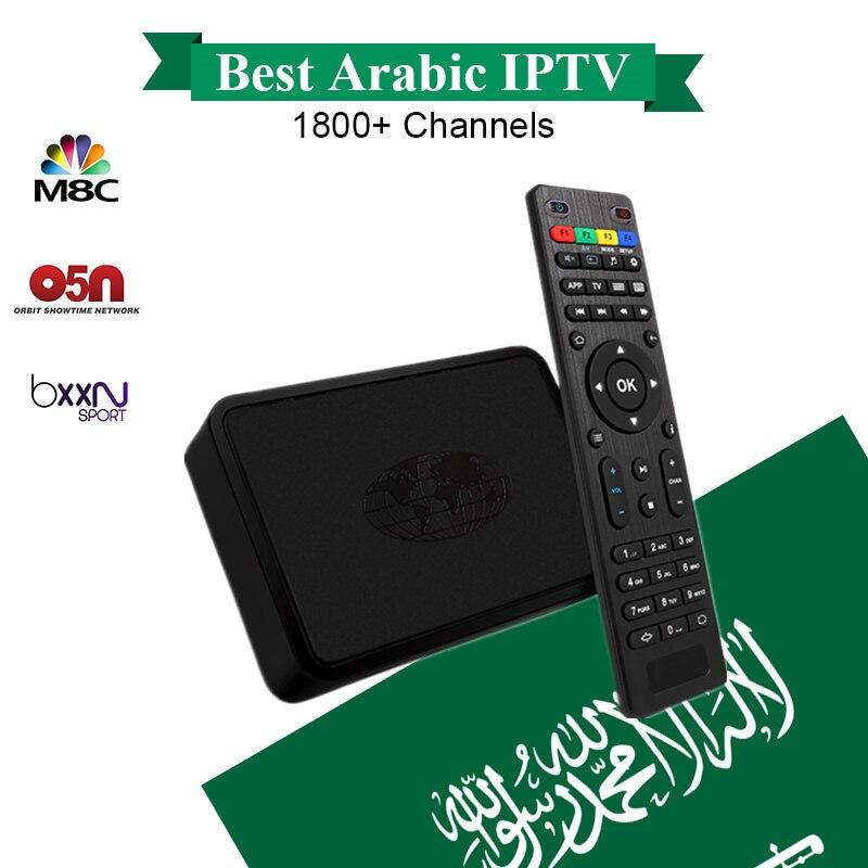 MAG254 IPTV Box Royal IPTV Arabic Arab Europe IPTV 1800