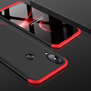 "Image 4 - Huawei Y9 2019 Case Y9 2019 Cover Luxury 360 Degree Full Cover Cases For Huawei Y9 2019 Y 9 Y92019 JKM LX1 JKM LX1 6.5"""