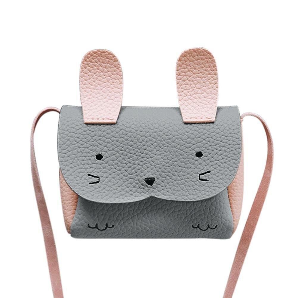 Mini Shoulder Bag Children Messenger Bag Bebe Girls Cute Rabbit