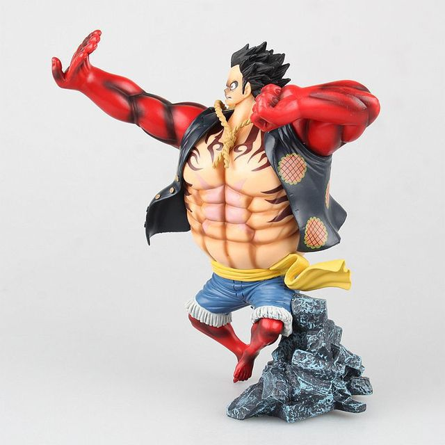 One Piece Monkey D Luffy PVC Action Figure Collectible Model Toy