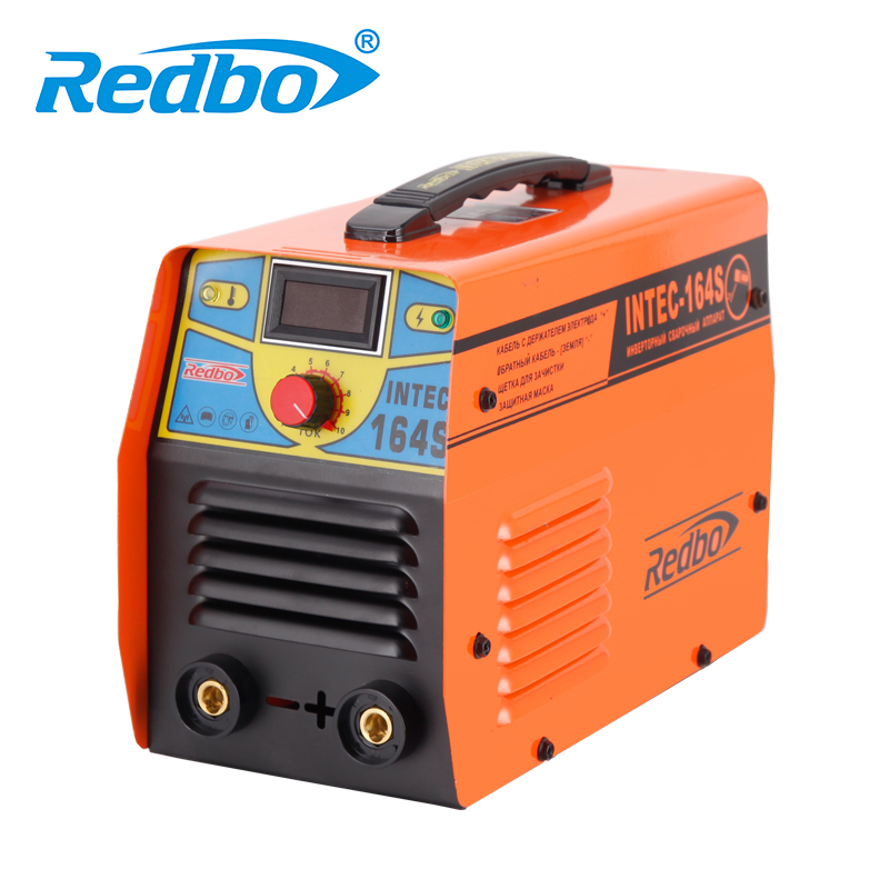 REDBO INTEC/MMA/ZX7/ARC-1640S  DC Arc Electric Welding Machine MMA Welder for Welding Working and Electric Working сварочный инвертор redbo intec 165s