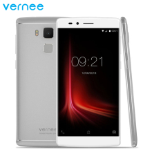 Original Vernee Apollo Lite Cell Phone RAM 4GB ROM 32GB MTK6797 Helio X20 Deca Core 5.5inch 16.0MP FHD Android 6.0 Smartphone