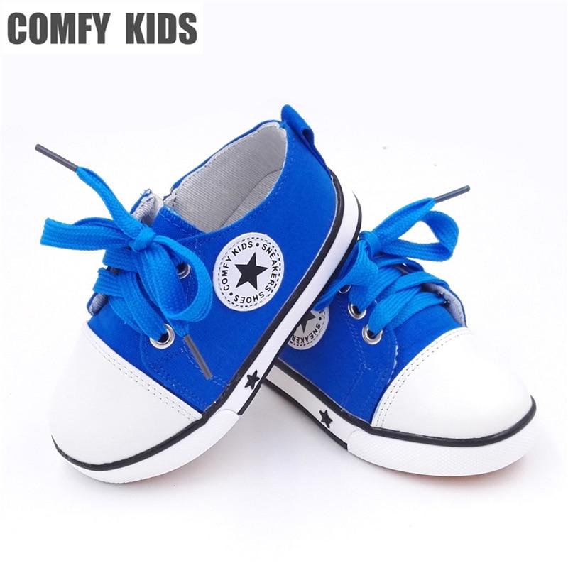 Zapatos de bebé cómodos para niños Zapatos de lona transpirables - Zapatos de bebé - foto 5