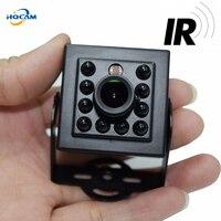 1080P Mini AHD Camera 2000TVL Night Vision 10Pcs 940nm Invisable Hidden IR Leds Security Indoor CCTV