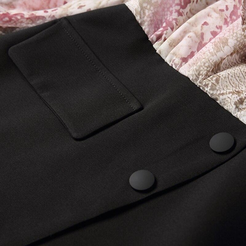 Costumes Vêtements De Chemise Pantalon See Costume Sans Soie Nouveau Chart pièce Points Mousseline Femmes En 2019 Flottant Mode Deux Doublure Led Pieds Haut Vêtement Neuf fXw1qPn