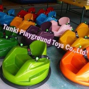 Amusement park bumper to bumpe