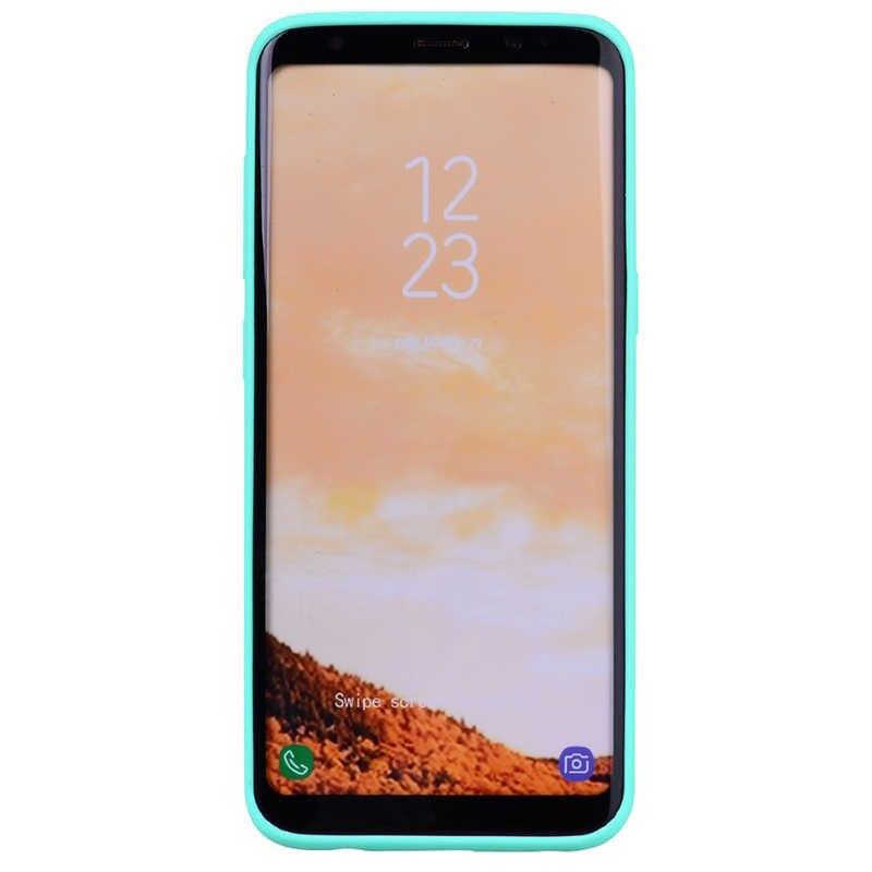 SIXEVE Mềm Silicone Trường Hợp Đối Với Samsung Galaxy A3 A5 A7 2017 J3 J5 J7 Thủ Pro G570 G610 Di Động Chống Sốc điện thoại Cover Quay Lại Vỏ Bọc