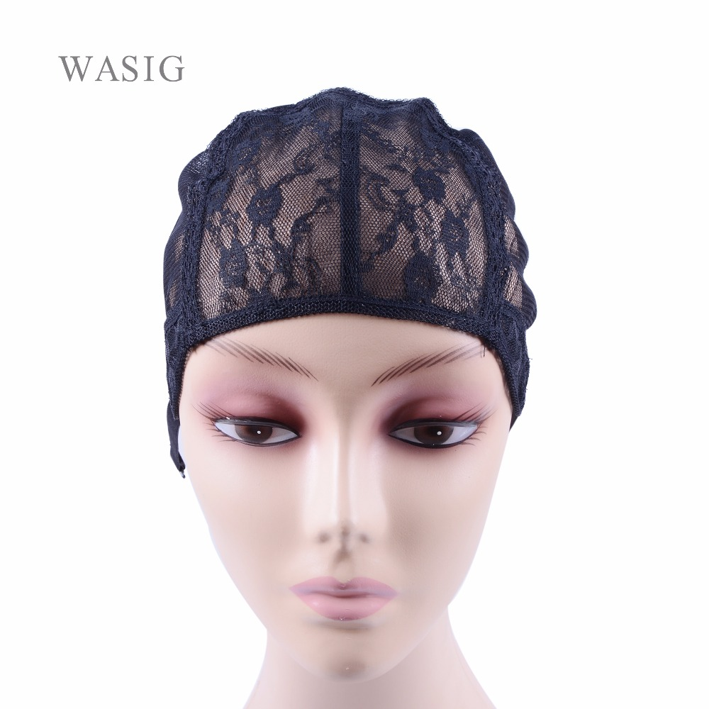 Tools & Accessories Nice Glueless Lace Wig Caps For Making Wigs Adjustable Invisible Hair Net For Wigs 1pc Factory Price Wig Making Accessories