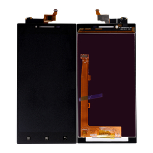 Image 2 - For Lenovo P70 LCD touch screen mobile phone accessories for Lenovo P70 display and digitizer free shipping