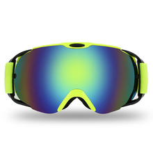 NEW Adult Ski Goggles Winter Snow Sports Snowboard Goggles Anti-Fog Spherical Dual Lens Men Women Snowmobile Skiing Skating Mask ski goggles snowboard snowmobile goggles with magnet fast lens changing system 100% uv400 protection anti fog spherical goggle