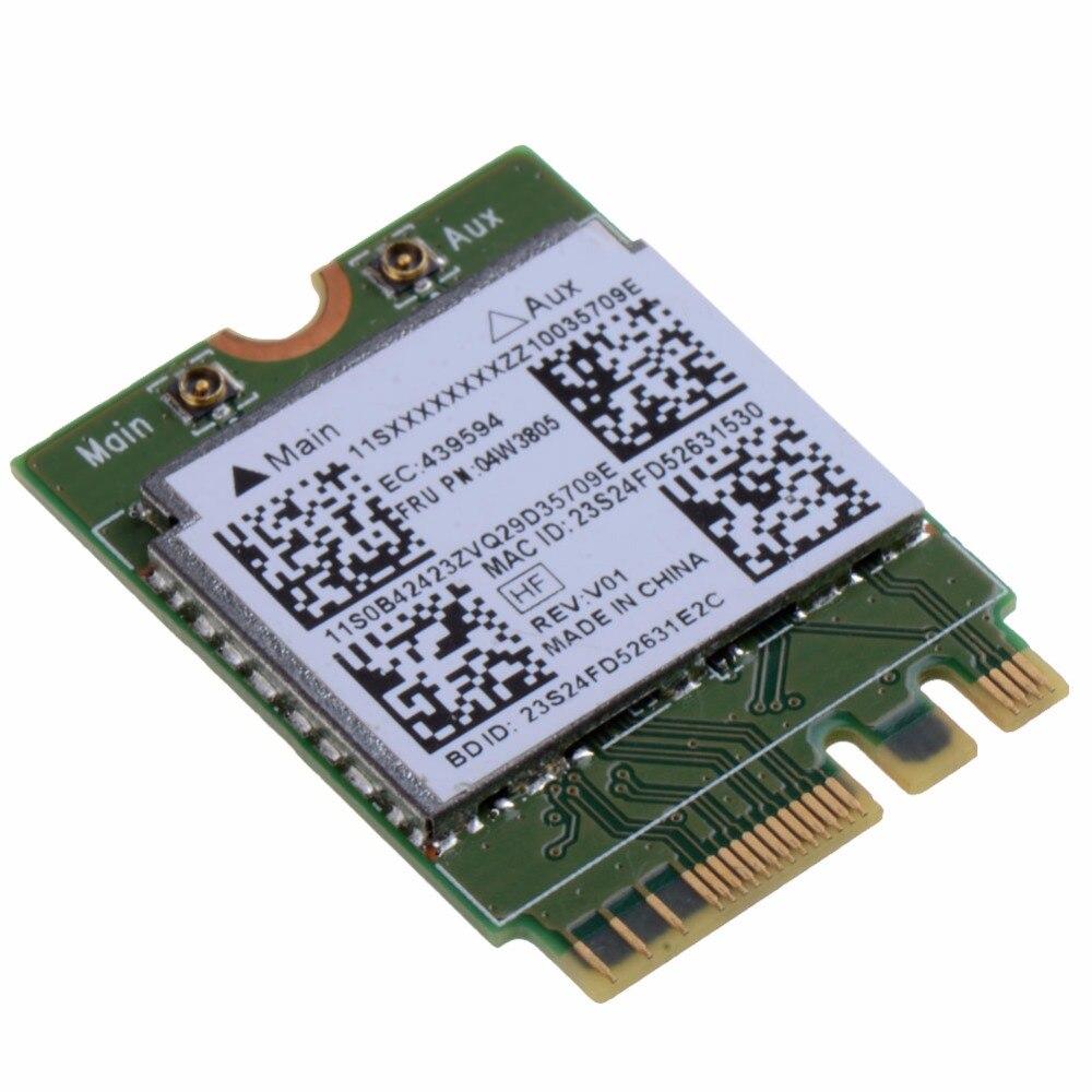 online get cheap wireless networking cards aliexpress com laptop network cards rtl8192eebt wireless network card fit for t440s l440 l540 t540p w540 x240 notebook